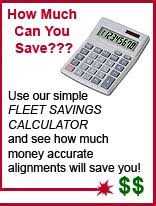 Fleet Savings Calculator